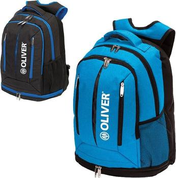 Oliver Backpack TS blue (530)