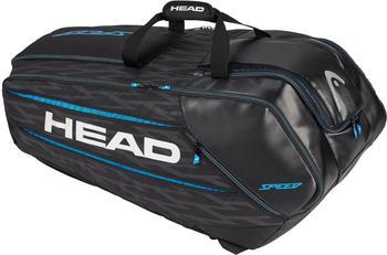 Head Speed SMU 12R Monstercombi black/blue (283207)