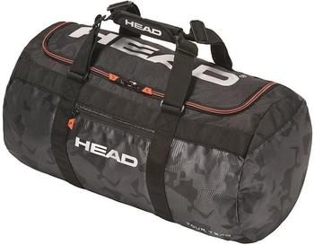 Head Tour Team Club Bag black/silver (283168)