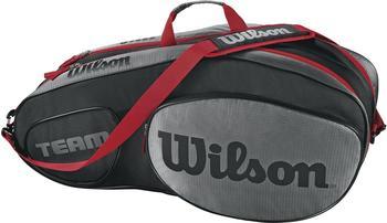 Wilson Team III 6 Pack black/grey (WRZ853806)