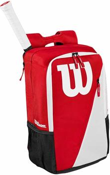 Wilson Match III Backpack red/white (WRZ827895)