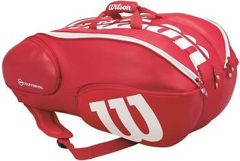 Wilson Pro Staff 15 Pack red/white (WRZ840715)