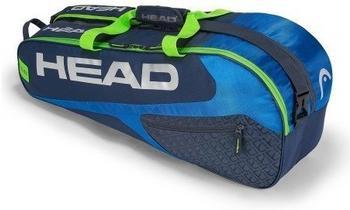 Head Elite 6R Combi blue/green (283448)
