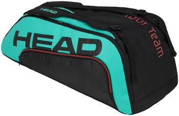 Head Supercombi Tour Team 9R black/teal (283140)