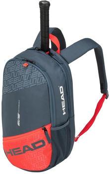 Head Elite Backpack grey/orange (283570)