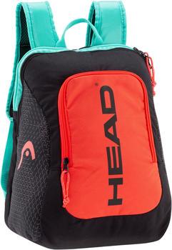 Head Gravity Kids Backpack black/teal (283720)
