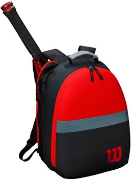 Wilson Clash Youth Backpack black/red (WR8002601001)