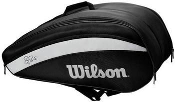 Wilson Roger Federer 12 Pack black (WR8005601001)
