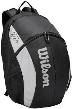 Wilson Roger Federer Team backpack black (WR8005901001)