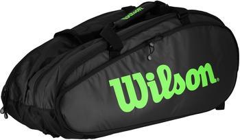 Wilson Tour 3 Comp 15 Pack black/lime (WR8002301001)