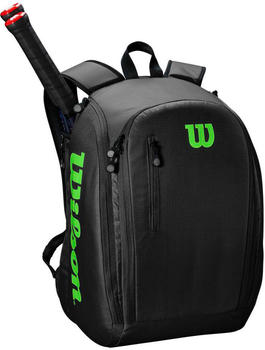Wilson Tour Backpack black/lime (WR8002201001)