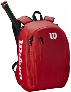 Wilson Tour Backpack red/white (WRZ847996)