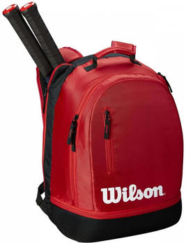 Wilson Team Backpack 2020 red/black (WRZ857996)