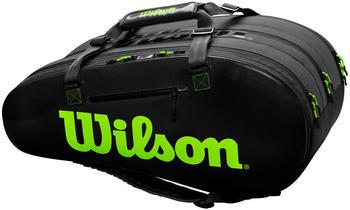 Wilson Super Tour 3 Comp black/lime (WR8004101001)