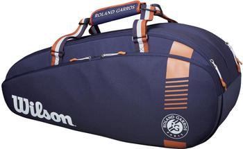 Wilson Roland Garros Team 6 Pack navy/clay (WR8006701001)