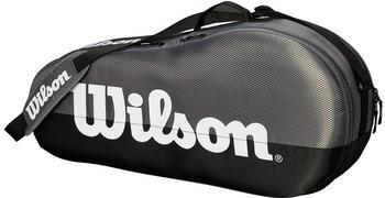 Wilson Roger Federer Team 3 Pack grey/black (WRZ854903)