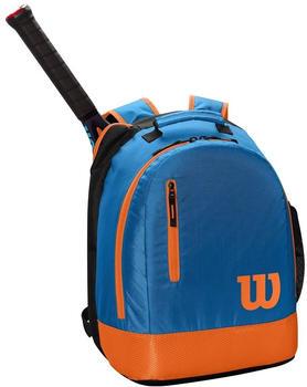 Wilson Youth Backpack royal blue/orange (WR8000004001)