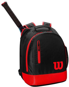 Wilson Youth Backpack black/red (WR8000001001)
