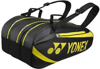 Yonex Racketbag Tournament Active black/lime (H89299)