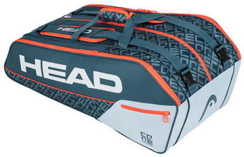 Head Core 9R Supercombi grey/orange (283509)