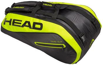 Head Tour Team Extreme 9R Supercombi black/neon yellow (283409)