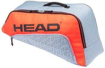 Head Racket Combi Rebel Junior One Size Grey / Orange