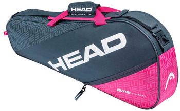 Head Racket Elite Pro One Size Anthracite / Pink