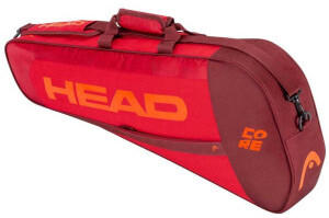 Head Racket Core Pro One Size RedRed
