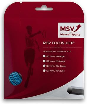MSV Mauve Sport Focus Hex 12 m1,23mm hellblau