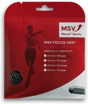 MSV Mauve Sport Focus Hex 12 m1,18mm schwarz
