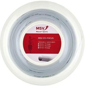 MSV Mauve Sport Co Focus - 200m 1,23mm weiss