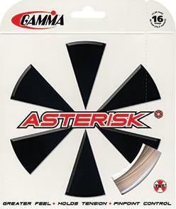Gamma Asterisk Tennissaite 12,2 Meter