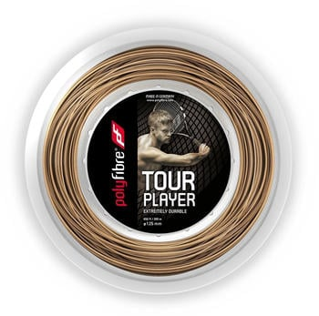 Polyfibre Tour Player 200m (1,25mm) nude