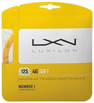 Luxilon 4 G Soft Corde Tennis