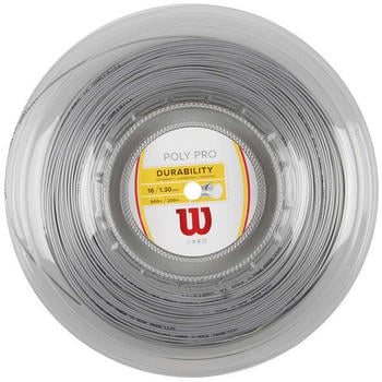 Wilson Poly Pro Tennis Strings