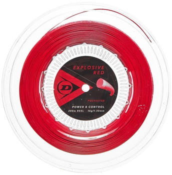 Dunlop Explosive Spin 200m red 1,25mm