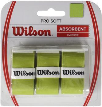 Wilson Soft Overgrip 3x