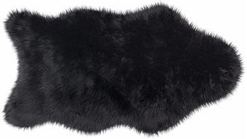 Astra Mia Flokati 5 5x 80 cm schwarz