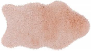 Astra Mia Flokati 55 x 80 cm rosa