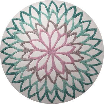 Esprit Lotus Flower 100cm turquoise