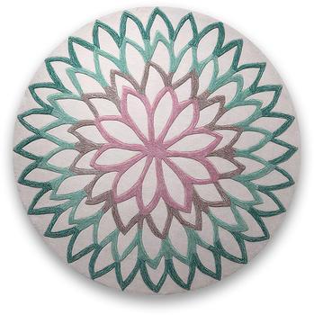 Esprit Lotus Flower 250cm turquoise