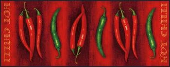 Wash+Dry Hot Chili 75x120cm