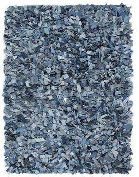 VidaXL Hairy Jeans Cotton 120 x 170 m