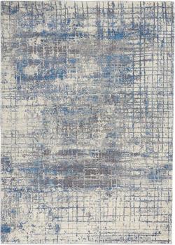 Calvin Klein Torrent CK983 160x220cm creme-blau