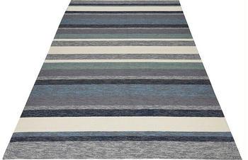 Gino Falcone Rosetta-Stripes 120x180 cm blau