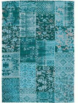 OCI Die Teppichmarke Alanis Allover 120x180 cm blau