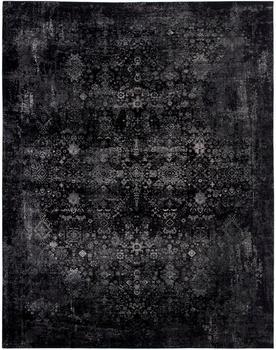 OCI Die Teppichmarke Magic 67x130 cm schwarz