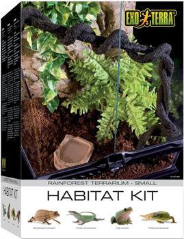 Exo Terra Habitat Kit Rainforest klein 30 x 30 x 45 cm (PT2660)