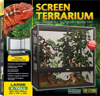 Exo Terra Screen Terrarium 90 x 45 x 90 cm (PT2679)