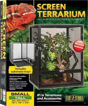Exo Terra Screen Terrarium klein/hoch (PT2676)